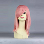 Parrucche Cosplay Cosplay Cosplay Corto Dritto Anime Parrucche Cosplay 45 CM Tessuno resistente a calore