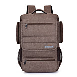 For MacBook Pro Air 11 13 15 Inch Backpacks Nylon Solid Color Laptop Universal Bag for Traveling and Leisure 15.6 17