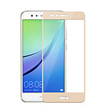 For Huawei P8 Lite (2017) Screen Protector CF Not Broken Edge Full Screen Explosion-proof Glass Film Suitable