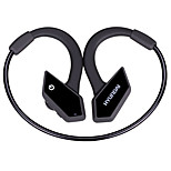HYUNDAI HY-117 Mobile Earphone for Sports Fitness Ear Hook Bluetooth V4.1 With Microphone Volume Control And Noise-Cancelling
