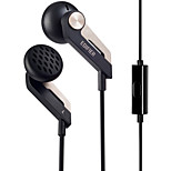 EDIFIER H186P Mobile Earphone for Computer In-Ear Wired Plastic 3.5mm With Microphone Noise-Cancelling