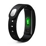 LEMFO QS80 Smart Bracelet / SmartWatch / Bluetooth 4.0 Wristband Heart Rate Monitor Sleep Fitness Tracker For IOS  Android Phone