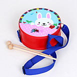 Music Toys Educational Toy For Gift  Building Blocks Cylindrical Wood 2 to 4 Years 5 to 7 Years Toys