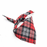 Collar Adjustable/Retractable Breathable Running Hands free Safety Training Plaid/Check Love Fabric Blushing Pink Green Red