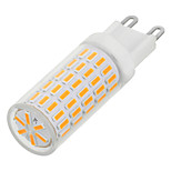 G9 Luces LED de Doble Pin T 86 SMD 4014 100-300 lm Blanco Cálido Blanco Fresco AC220 V 1 pieza