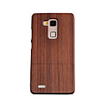 CORNMI Huawei Huawei Mate 7 Case Cover Rosewood Walnut Wood Hard Wooden Back Cover Shell