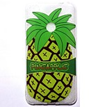 For Huawei P8 Lite (2017) P10 Lite Case Cover Big Pineapple Pattern HD Painted TPU Material IMD Process Phone Case P8 P9 Lite P10
