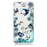 For Huawei P8 Lite (2017) P10 Case Cover Butterfly love flowers Pattern Painted Relief High Penetration TPU Material Phone Case P10 Lite P10 Plus