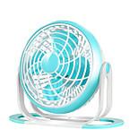 New USB Desktop Fan Breeze Quiet Small Home Dormitory Two Adjustable Air Volume Fan Creative Gift Fan