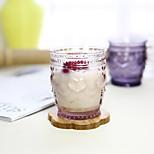 Color novedad drinkware 300 ml novio regalo novia regalo vidrio cerveza jugo vidrio