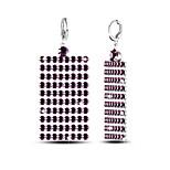 Silver Plated Earrings Set Tassels Earrings Wedding / Party / Daily / Casual 2pcs