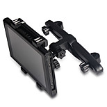 360 Rotating Adjustable Car Back Seat Headrest Mount Holder Stand Bracket Cradle For Switch