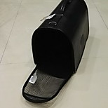 Cat Dog Carrier & Travel Backpack Pet Carrier Portable Breathable Solid Black38*23*28