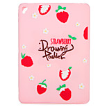 For Apple iPad (2017) Pro 9.7'' Case Cover Pattern Back Cover Case Fruit Soft Silicone Air 2  Air  iPad 4/3/2