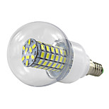 4.5W E14 Ampoules Globe LED 69 SMD 5730 420 lm Blanc Chaud Blanc Froid V 1 pièce