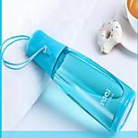 420ml Plastic Portable Motion Kettle Water Bottle