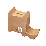 Music Box Cat Holiday Supplies Wood Unisex