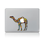 1 pezzo Anti-graffi Con animale Di plastica trasparente Decalcomanie A fantasia PerMacBook Pro 15'' with Retina MacBook Pro 15 '' MacBook