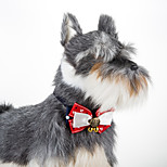 Cat Dog Sailor Adjustable Collar Bowtie