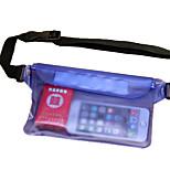 >1 L Поясные сумки Сотовый телефон сумка Фляга / мешок для воды Водонепроницаемый сухой мешок Пояс ЧехолПлавание Пляж  Путешествия