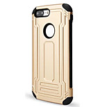 For Apple iPhone 7 7 Plus 6S 6 Plus SE 5S 5 4S Case Cover The New Mars Armor PC TPU Combo Drop Scratch Phone Case