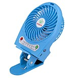 USB Charging  Mini  Fan, Car Office Mini Clamp Fan, Hand Held Fan 5V