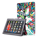 PU Case Cover for Lenovo Tab2 Tab 2 A10-30 A10-70 TB3-X70F with Screen Protector