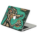 For MacBook Air 11 13/Pro13 15/Pro with Retina13 15/MacBook12 Cartoon Animal Decorative Skin Sticker