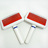 New Style Pet beauty tools multi - functional utility brush stainless steel pins cat and dog combs wholesale sales