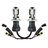 Sencart  Car HID Xenon Lights Bulbs Lamps HID H4 9004 9007 H13 4300K 6000K 8000K diamond white 55W