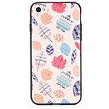 For Pattern Case Back Cover Case Geometric Pattern Hard PC for Apple iPhone 7 Plus 7  6s Plus 6 Pluse 6s 6