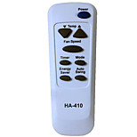 HA-410 Replacement for GE Air Conditioner Remote Control 6711A20056F Works For AGQ14AA AGQ14AAG1 AGQ14AJ AGQ14AJG1 AGQ18AJ AGQ18AJG1 AGQ18DJ AGQ18DJG1