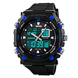 SKMEI® 1092  Men's Woman Watch Outdoor Sports Multi - Function Watch Waterproof Sports Electronic Watches 50 Meters Waterproof