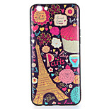 For OPPO R9s  R9s Plus Case Cover Pattern Back Cover Case Eiffel Tower Soft TPU R9 R9 Plus