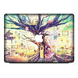 For MacBook Air 11 13/Pro13 15/Pro with Retina13 15/MacBook12 Tree Of Life Decorative Skin Sticker