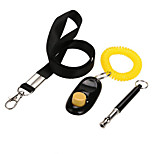 Dog Training Whistles Behaviour AidsWearable Totally Waterproof (20000mm) Breathable Wearproof Solid Training Breathability 3 Piece Suit