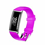 YY X9 Men's Woman Smart Bracelet/SmartWatch/Heart Rate Monitoring Call Information Push Movement Alarm Clock Alarm for IOS Android