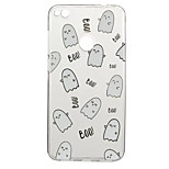 Case for Huawei P10 P8 Lite (2017) Pattern Back Cover Word Phrase Cartoon Soft TPU P10 Plus P9 P9 Lite Y5 II Honor 5C