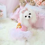 Собака Платья Одежда для собак На каждый день Мода Носки детские