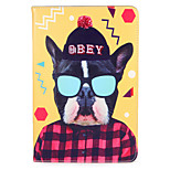 For Apple iPad (2017) Pro 9.7'' Case Cover with Stand Flip Pattern Full Body Case Dog Cartoon Hard PU Leather  Air 2 Air ipad2 3 4 mini1 2 3/4