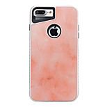 For iPhone 7Plus 7 TPU Plus PC Marble Pattern Two-in-one Phone Case 6s Plus 6Plus 6S 6 SE 5s 5