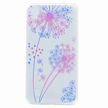 For LG K10 K8 Case Cover Transparent Pattern Back Cover Case Dandelion Soft TPU for LG G6 V20 X Power