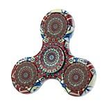 Fidget spinners Hilandero de mano Peonza Juguetes Juguetes Juguetes Plástico EDCAlivio del estrés y la ansiedad Juguete del foco Alivia