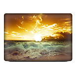 For MacBook Air 11 13/Pro13 15/Pro with Retina13 15/MacBook12 Sea Wave Decorative Skin Sticker