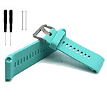 For Garmin Vivoactive HR Replacement Band Silicone Strap with Adapter Pins & Tool