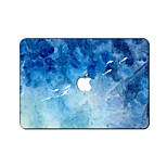 For MacBook Pro Air 11 13 15 Inch Laptop Cases Plastic Protective Shell Oil Painting Pattern Ornament Cover H2212