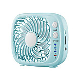 Rechargeable Retro mini Fan USB Lithium Rechargeable Handheld Portable Dual-Purpose Electric Fan