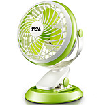 TCL Green Mini USB Fan Small and Convenient for Offices and Homes