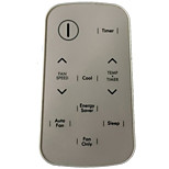 A0542 Second Generation Replacement for Kenmore Air Conditioner Remote Control Part Number 5304495094 5304495591