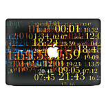 For MacBook Air 11 13/Pro13 15/Pro with Retina13 15/MacBook12 Numbers Decorative Skin Sticker